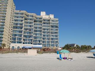 Bluewater 1005- 1 Bdrm Ocean View Executive unit with a great view - Myrtle Beach vacation rentals