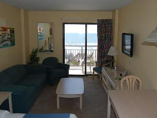 Bluewater 207-Executive Suite with Ocean Views!! - Myrtle Beach vacation rentals