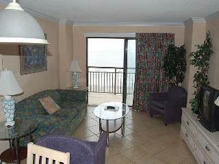 Bluewater 401-2 Bedroom Ocean Front unit with a fantastic view - Myrtle Beach vacation rentals