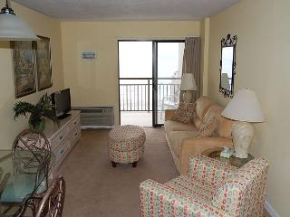 Bluewater 404-Nice1 Bedroom Ocean Front unit with a fantastic view - Myrtle Beach vacation rentals