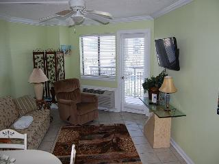 Bluewater 416-Upgraded 1 Bedroom Angle view unit with a scenic view - Myrtle Beach vacation rentals