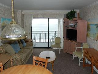 Bluewater 801-Upgraded 2 Bedroom Ocean Front unit with a fantastic view - Myrtle Beach vacation rentals