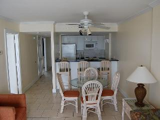 Bluewater 802-2 Bedroom Ocean Front unit with a fantastic view - Myrtle Beach vacation rentals