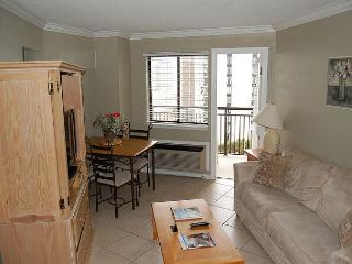 Bluewater 817-Nice1 Bdrm  Angle Ocean view unit with a scenic view - Myrtle Beach vacation rentals