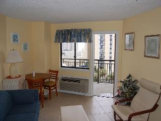 Bluewater 819-1 Bdrm Angle view unit with a great view - Myrtle Beach vacation rentals