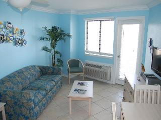 Bluewater 1105-1 Bedroom  Angle view upgraded unit with a fantastic view - Myrtle Beach vacation rentals