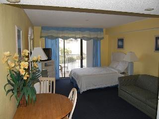 2nd floor Studio Villa II Unit - Myrtle Beach vacation rentals
