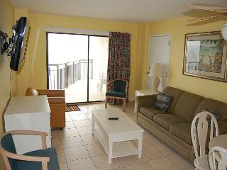 Bluewater 1002A- 2 Bdrm Ocean Front unit with a fantastic view - Myrtle Beach vacation rentals