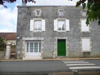 Typical French village house.  Fab, sunny SW! - Saint-Claud vacation rentals
