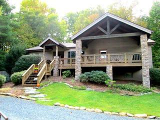 Just off the Blue Ridge Parkway with private pond! - Boone vacation rentals