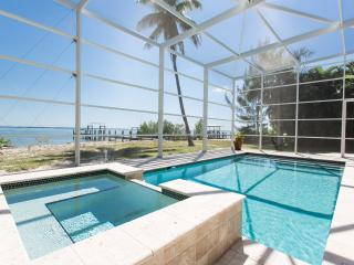 Bay-Front Home with Spectacular Pool on One of Florida's Best Secret Islands - Saint James City vacation rentals