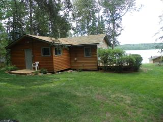 CABIN on BASSETT LAKE 1 Hr. north of DULUTH, MN - Brimson vacation rentals