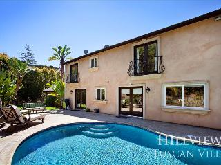 Hillview Tuscan Villa - Los Angeles County vacation rentals