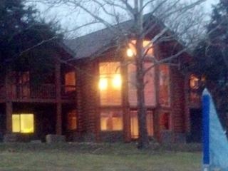 Luxury Log Home on Kings River Golf Course - Shell Knob vacation rentals
