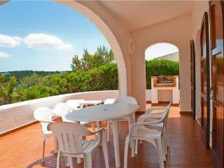 Holiday house for 5 persons, with swimming pool , in Cala Morell - Minorca vacation rentals
