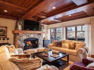 Ski in/out Ritz Carlton Snowcrest features fireplace and resort amenities - Beaver Creek vacation rentals
