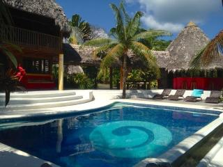Beachfront Villa with Large Pool - Puerto Jimenez vacation rentals