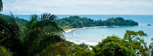 View from Balcony - Villa Serena at Dominical Hills Ocean View - Dominical - rentals