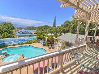 2+BR Ocean-view Private Home close to Lahaina Town - Kihei vacation rentals