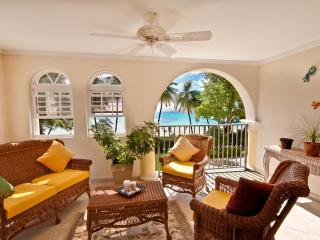 Sapphire Beach 118: Bliss on the Beach - Saint Lawrence Gap vacation rentals
