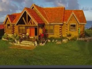 log villa on the cliff, simply breathtaking. - Fairy Hill vacation rentals