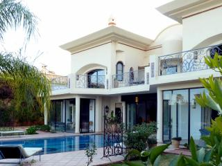 Gorgeous Villa with Stunning View in Amelkis Golf - Marrakech vacation rentals