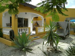 Treasure By The Sea ~ 1 Bedroom House from the Ocean - Bonaire vacation rentals