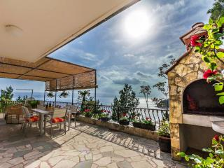 Spacious apartment with stunning view - Mimice vacation rentals