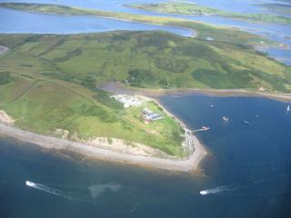 Private Island Lodge, Clew Bay, Westport - Westport vacation rentals