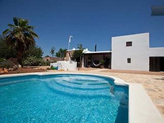 Family friendly farmhouse in the center of Ibiza - San Lorenzo vacation rentals