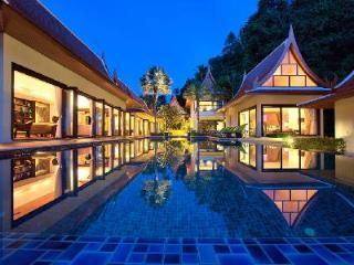 Beachfront Villa Baan Chang part of Dhevatara Cove Estate with pool & indoor garden - Taling Ngam vacation rentals