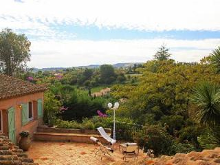 Recently renovated, St Paul de Vence has a delightful patio and outdoor kitchen - Gironde vacation rentals