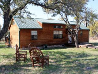 Cozy Rustic Cabin on the 290 Wine Trail - Johnson City vacation rentals
