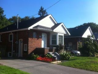 Private 2BR Toronto Beaches Area Pakring & Yard - Scarborough vacation rentals