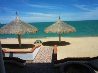 Juliet's Beach Front Yard  condo 1 and 2 - San Felipe vacation rentals
