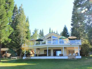 Lake Front with Great Beach - Lake Almanor, CA - Chester vacation rentals