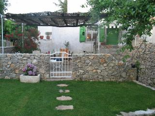 Stone house K55 in village Kornić near Punat - Kornic vacation rentals