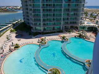 Caribe D 314~ Lazy River and Gulf of Mexico views - Orange Beach vacation rentals