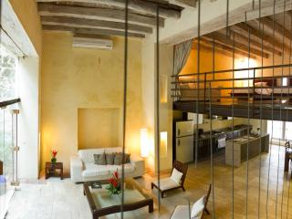 Magnificent 3 Bedroom Apartment in an Old Town Colonial Mansion - Cartagena District vacation rentals