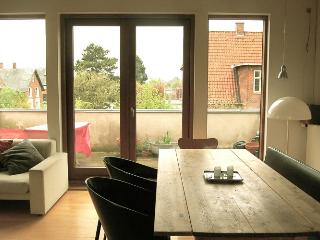 Family friendly Copenhagen apartment with nice balcony - Copenhagen vacation rentals