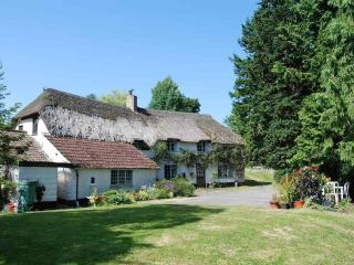 Charming thatched cottage in woodland gardens - Axminster vacation rentals