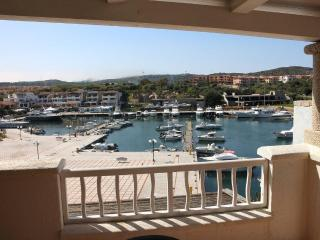 Apt Delfino Bis on Port.Santa Teresa Gallura-6 Pax - Sardinia vacation rentals