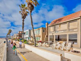 #2835 - Oceanfront Escape - Mission Beach vacation rentals