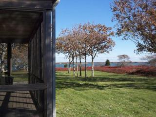 WILGG - Quansoo (with private beach key), Central Air, Waterview, Waterfront - Chilmark vacation rentals