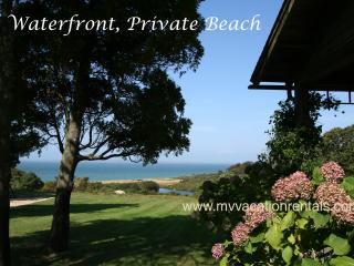 FIELC - Spectacular Sunsets, Ocean View Main and Guest House, Private  Association Beach and Tennis, Miles of Walking and Biking - West Tisbury vacation rentals