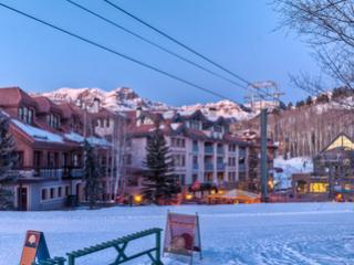 Columbia Place #8 (1 bedroom, 1.5 bathrooms) - Telluride vacation rentals