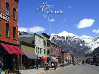 Heart of Telluride Penthouse (3 bedrooms, 3.5 bathrooms) - Telluride vacation rentals