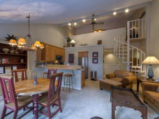 Lulu City 6Q (2 bedrooms, 2 bathrooms) - Telluride vacation rentals