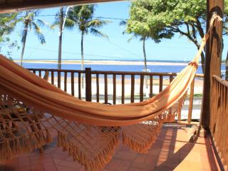 Beautiful upstairs sea front appartment - Itacare vacation rentals
