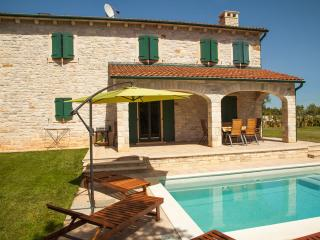 Villa Dracena, Istrian villa with swimming pool - Visnjan vacation rentals